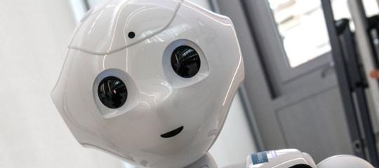 In Russia unastartupha creato un robot che assume gli esseri umani