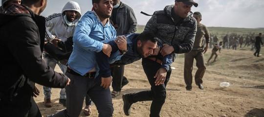 Cosa è la Marcia del Ritorno che è già costata la vita a 16 palestinesi