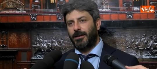 """""""Oggi rivoluzione per ilM5svuol dire dialogo e cambiamento"""""""