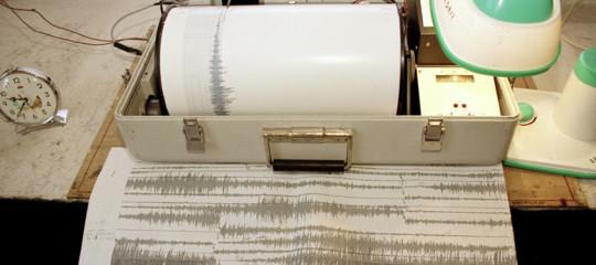 Terremoto: scossa 3,9 nella notte all'Aquila, paura ma non danni