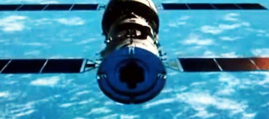 In quali zone d'Italia potrebbero cadere frammenti della stazione spaziale cinese