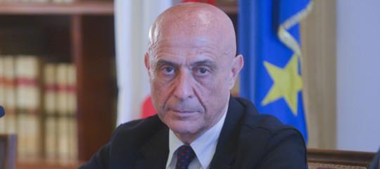 Cosa ha dettoMinnitial Giornale sul rischio di attentati in Italia
