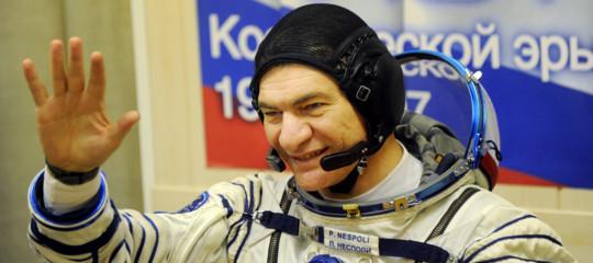 I primi turisti spaziali voleranno nel 2019, assicura Paolo Nespoli