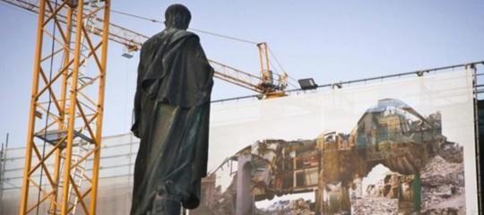 Nove anni dopo il sisma, a che punto è la ricostruzione dell'Aquila
