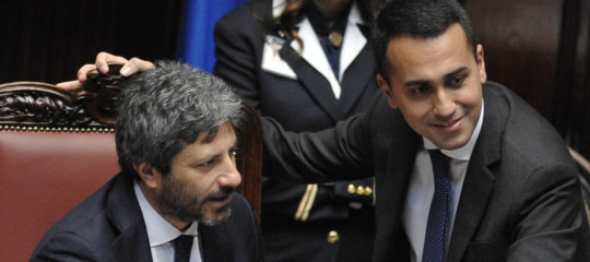 """""""Roberto Fico è uno veramente di sinistra e non andrà con la Lega"""". Parola del suo mentore"""