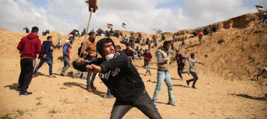 M.O.: si torna a morire a Gaza, ucciso un altro palestinese