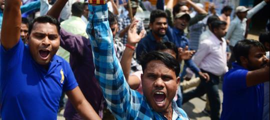 In India può convenire essereunintoccabile