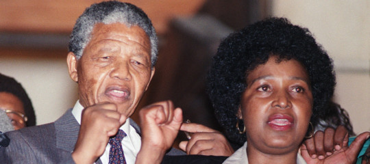 Tutte le 'ombre' diWinnieMandela, moglie(troppo) rivoluzionaria diMadiba