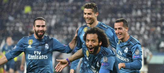 Champions League: Real Madrid batte Juventus 3-0