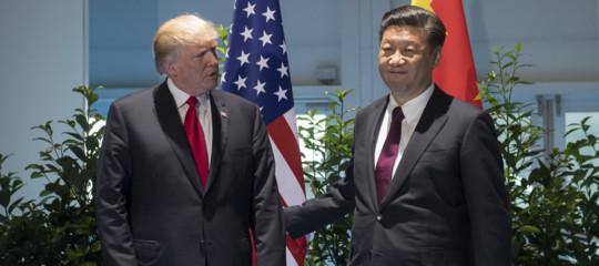 Xi eTrumpalla grande guerra della soia