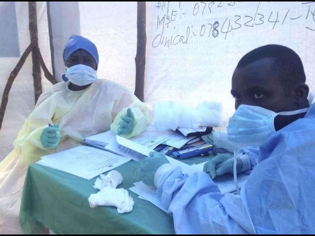 Ebola epidemic in western Africa kills 467 people