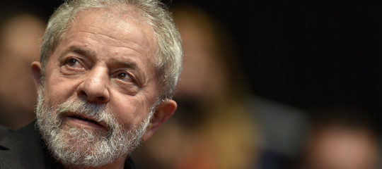 Brasile: sì della Corte Suprema al carcere per Lula
