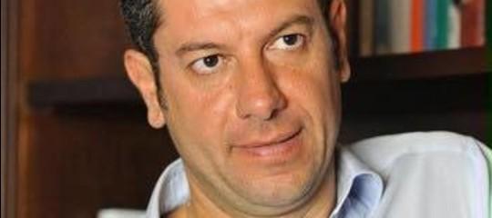 Ex governatoreScopellitisi presentain carcere a Reggio Calabria dopo la condanna