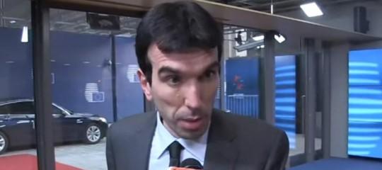 """Pd al Colle, Martina: """"Non formuliamo ipotesi di governo che ci riguardino"""""""