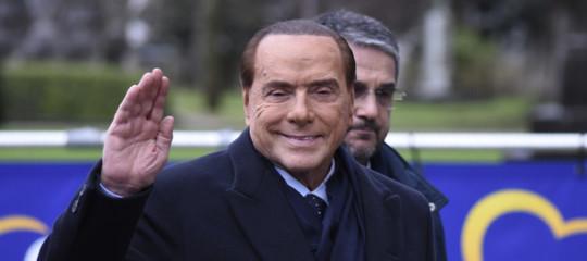 """Berlusconi: """"No a un governo basato su odio sociale e pauperismo"""""""