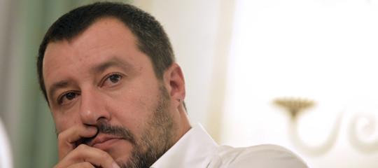 Consultazioni: Salvini, no governi a tempo, sia di legislatura