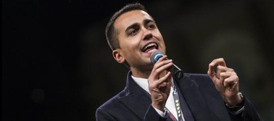 Consultazioni, Di Maio: parlerò con Pd e Lega mai con Berlusconi