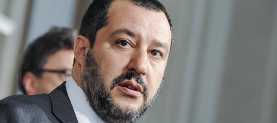 Salvini: non c'è ancora un quadro di governo concreto