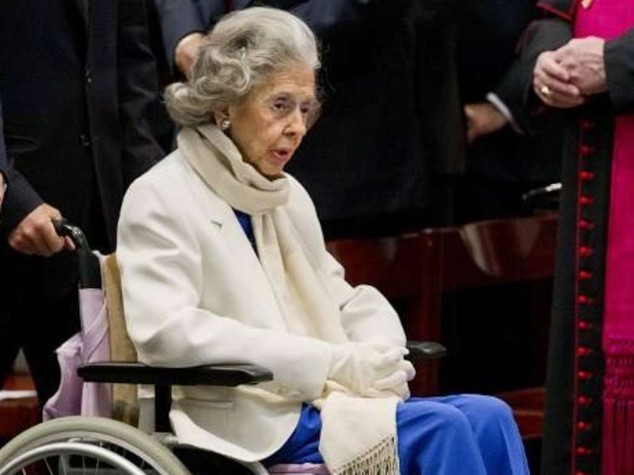 Belgio: muore a 86 anni Fabiola del Belgio, regno' per 33 anni