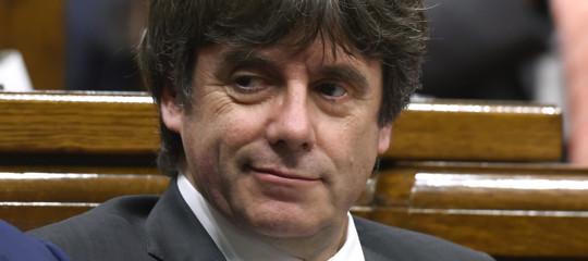 Catalogna:Puigdemontpaga la cauzione ed esce dal carcere
