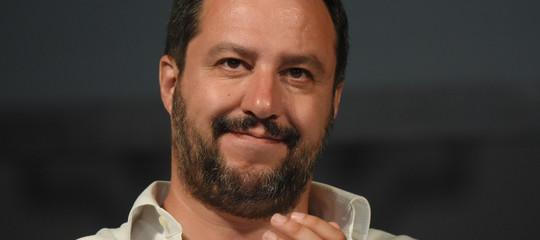 Salvini: centrodestra-M5s unico governo possibile