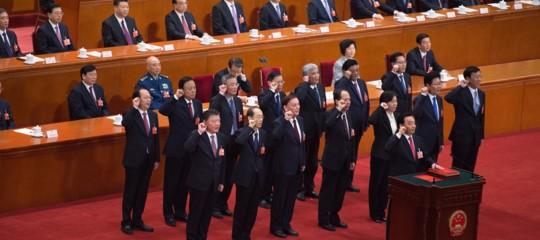 Cina Italia ambasciatore Li Ruiyu