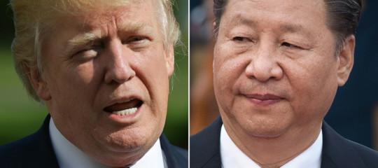 Dall'idillio di Mar-a-Lago all'escalation sui dazi, un anno di rapporti Cina-Usa