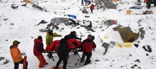 Valanga in Val d'Aosta, due morti e due feriti