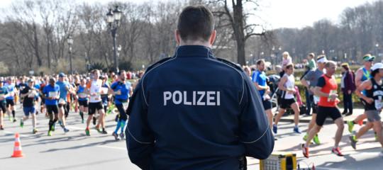 Terrorismo: sventata strage alla mezza maratona di Berlino, 4 arresti