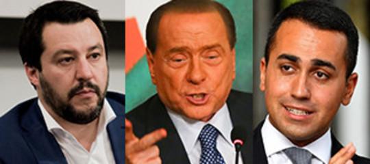 Di Maio non vuol sentir parlare di 'figura terza' e di Berlusconi. Settimana in salita