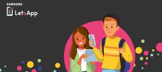 SamsungeMIURdi nuovo insieme: arriva la seconda edizione diLetsApp