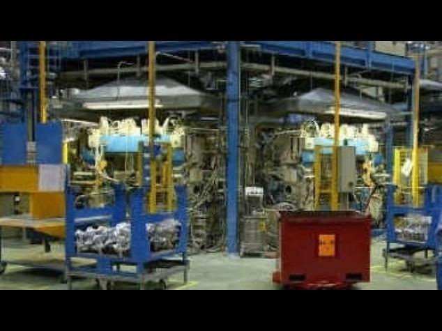 Produzione industriale: Csc, recuperera' a giugno (+0, 7%)