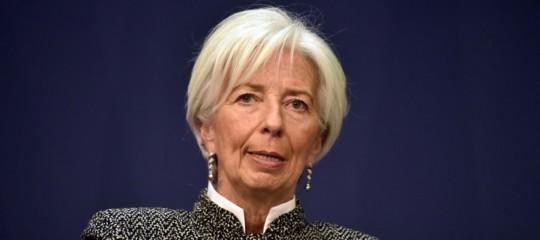 Dazi: Lagarde ai governi, evitare il protezionismo