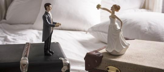 Matrimoni divorzi come cambiata Italia
