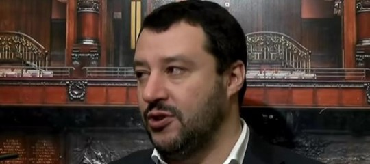 Salvini: pronti a governare anche da soli