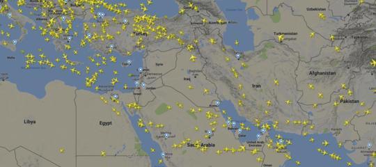 Siria: Eurcontrol,possibili bombardamenti nelle prossime 72 ore