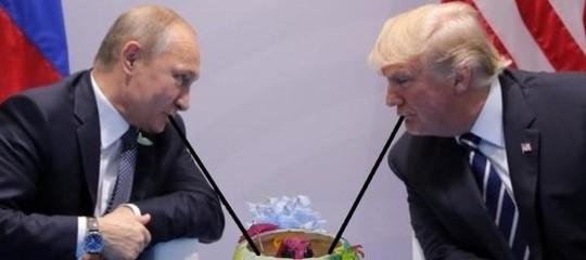"""Siria: Trump alla Russia, """"Siate pronti ai missili"""""""