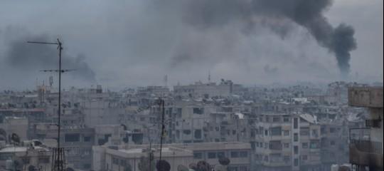 """Siria: Mosca invia polizia militare a Duma, """"no attacco chimico"""""""