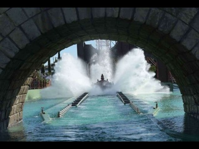 Roma, ecco Cinecitta' World, parco del cinema  Foto e Video
