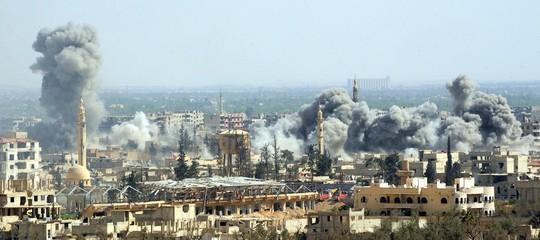 Siria: regime controlla tutta Ghouta est, polizia militare a Duma