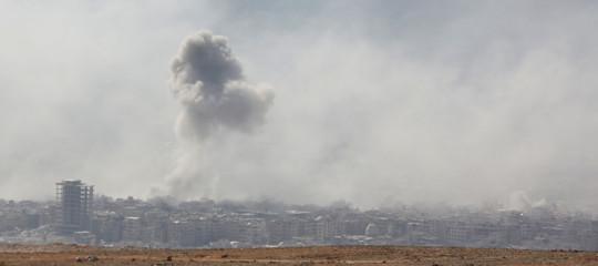 Siria: Mosca a Occidente, riflettete seriamente su conseguenze
