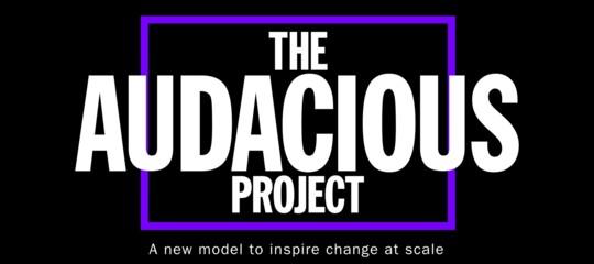 TED2018 sceglie 7AudaciousProject per continuare a cambiare il mondo