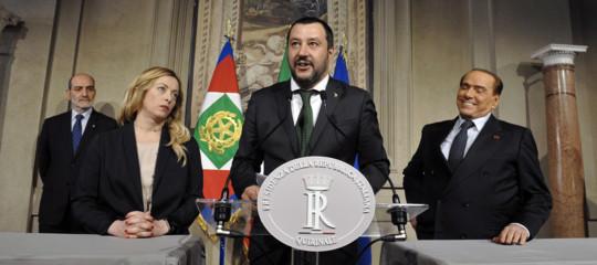 Consultazioni: Salvini, in centrodestra condivisione invidiabile; premier della Lega