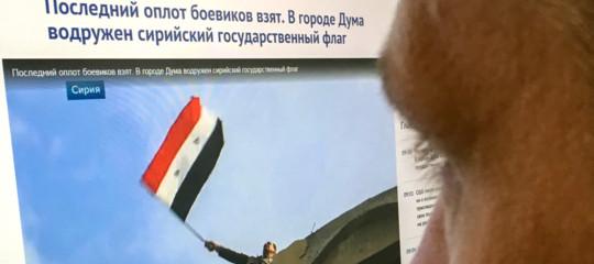 "Siria: Mosca avverte Usa, ""rischio di guerra se lanciate attacco"""