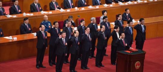 La Cina ha deciso come sarà il suo futuro. A tavolino