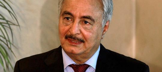 """Libia: media libici """"morto Haftar"""", mancano conferme ufficiali"""