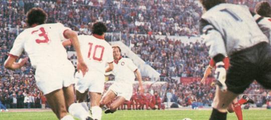Perché quando si parla di Roma Liverpool tutti ricordano un'amara notte del 1984