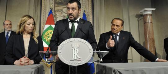 Fico,Casellati, Salvini: le tre ipotesi di mandato perMattarella