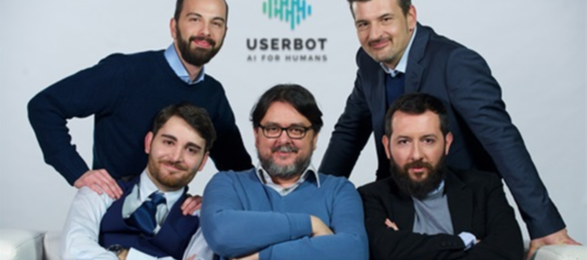 Startup: Userbot raccoglie 300.000 euro e punta sul crowdfunding