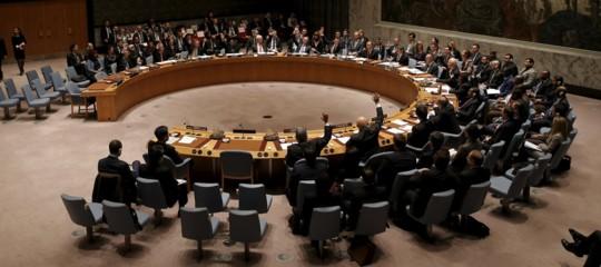 Siria: Consiglio di sicurezza Onu alle ore17:00 italiane